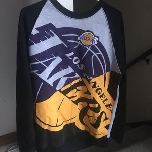 L.A. Lakers Sweater Brand New Men Size Large